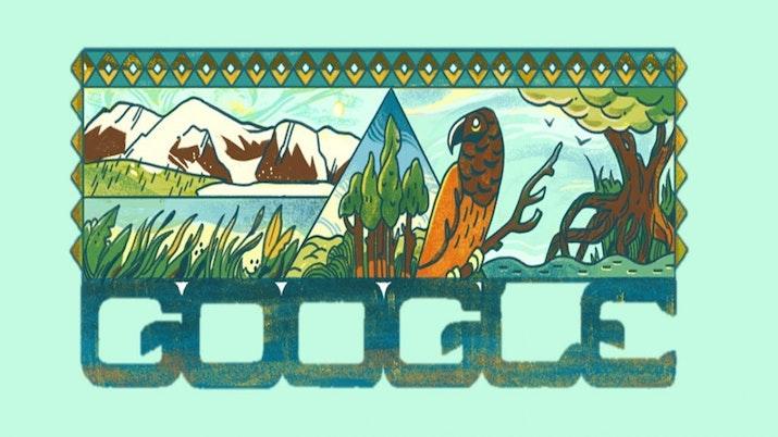Taman Nasional Lorentz  Hiasi Halaman Pencarian Google