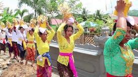 Begini Cara Orang Asli Bali Menghargai Alam Sekitarnya