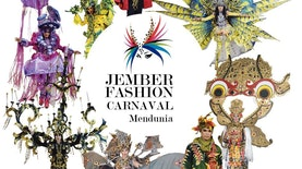 Ini Dia Serangkaian Acara Jember Fashion Carnaval 2017 Yang Sudah Mendunia