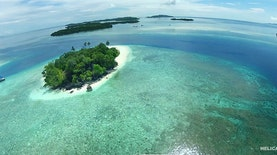 Geliat Wisata di Pulau Widi, Maldivesnya Indonesia