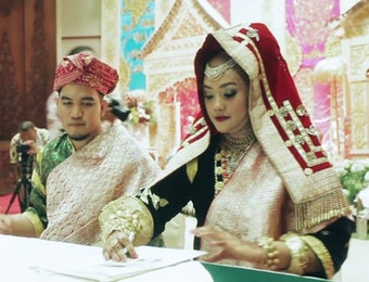 Uang Japuik, Adat Unik Menikahi Lelaki Padang Pariaman