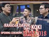 Gambar sampul The Unmentioned Heroes: Cerita Dari Balik Dapur Asian Games 2018