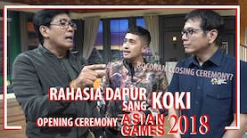 The Unmentioned Heroes: Cerita Dari Balik Dapur Asian Games 2018