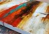 Siswa Kelas 6 SD Gelar Pameran Tunggal Lukisan Abstrak