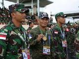 Sekali Lagi! TNI AD Juara Umum Lomba Menembak di Singapura