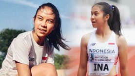 Mengenal Jeany Nuraini, Sprinter Indonesia yang Siap Bertarung di Asian Games 2018