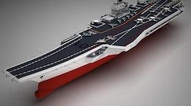 Benarkah Indonesia Perlu Membangun Kapal Induk?