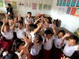 Gambar sampul Saatnya Orang-orang Muda yang Mendidik Indonesia