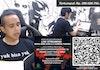 15 Jam Baca KBBI, Youtuber Skinnyindonesian24 Galang Dana Lawan Virus Corona