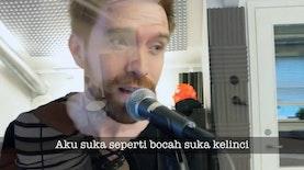 Nasi Padang Dijadikan Lagu oleh Bule Norwegia. Keren!