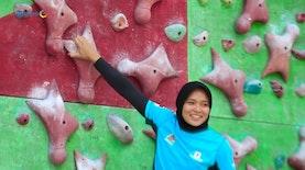 Spiderwoman Asal Indonesia Ini Sukses Taklukan Asian Games 2018!