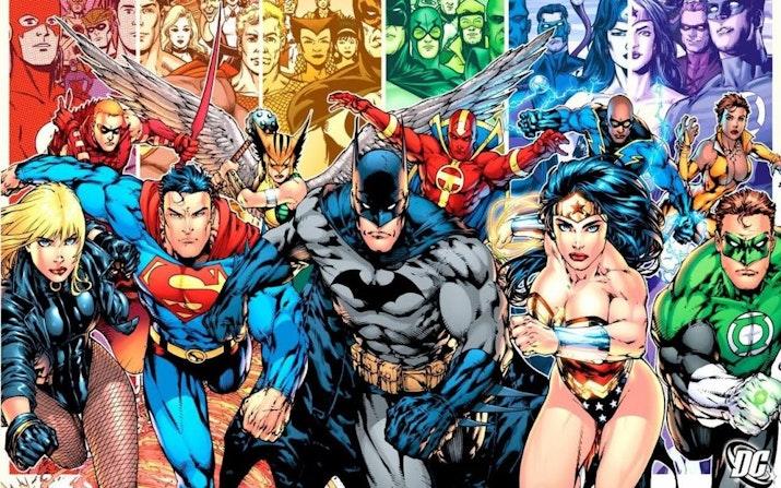 Ada  Superhero Wanita Indonesia dalam Komik Besutan DC!