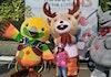 Potensi Pariwisata Indonesia dari Asian Games 2018