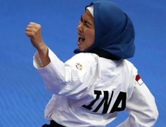 Medali Emas Pertama Indonesia di Asian Games 2018 Datang Dari Cabang Taekwondo