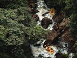 Gambar sampul Deretan Sport Tourism dengan Kearifan Lokal Indonesia