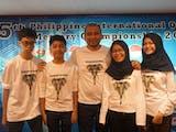 Gambar sampul Indonesia Borong Medali Di Kompetisi Daya Ingat di Filipina
