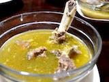 Gambar sampul Menikmati Kaledo, makanan khas Sulawesi Tengah