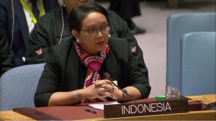 Indonesia Menjadi Presiden Dewan Keamanan PBB Per 1 Mei 2019