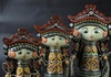 Menong: Boneka Keramik dari Purwakarta Wujud Ragam Budaya Nusantara