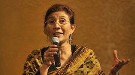 """Menteri Susi Raih Penghargaan Dunia """"Leaders for a Living Planet"""""""
