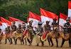 Sejarah Panjang Bendera Merah Putih