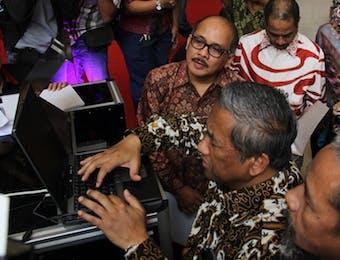 Mesin Braille? Indonesia Bisa Buat Sendiri