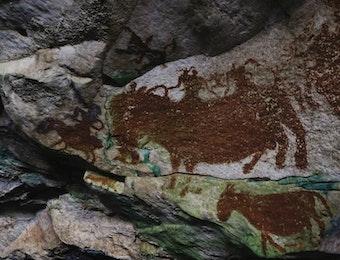 Layang-Layang Purba dari Pulau Muna. Pertama di Dunia?