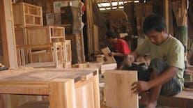 Aljazair Minati Mebel Indonesia