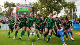 Inilah Atlet Perempuan Indonesia Pertama dalam Jajaran Homeless World Cup!
