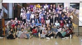 Festival Global Village, Wujud Dukungan AIESEC Surabaya terhadap Advokasi Budaya