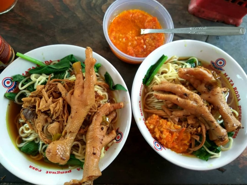 7 Wisata Kuliner Mie Ayam Enak Di Jogja Yang Super Mantul