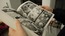'Cipta', Superhero dari Makassar Pemenang Lomba Komik Dunia