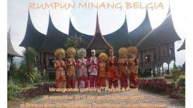 Rasa Minangkabau dari Tanah Belgia