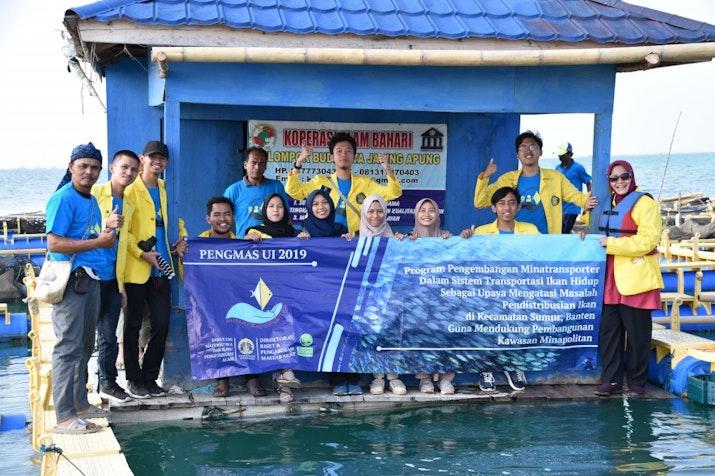 Pakai Minatransporter, untuk Jaga Kesegaran dan Daya Tahan Ikan