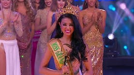 Selamat! Ariska Putri Pertiwi Bawa Indonesia Raih Mahkota Miss Grand International 2016