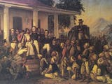Rahasia-rahasia di Balik Lukisan Penangkapan Pangeran Diponegoro