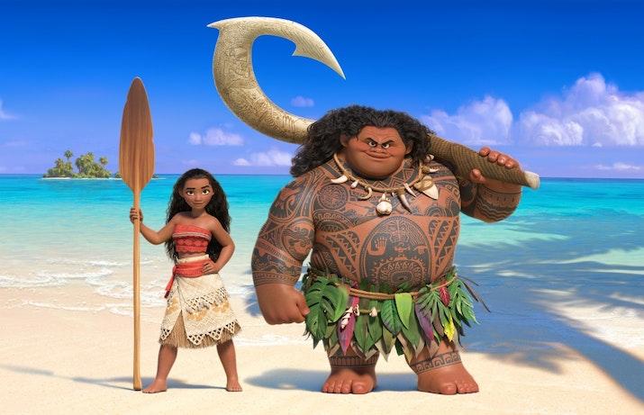 "Lagi, Ada Nama-nama Indonesia dalam Film Terbaru Disney ""Moana"""