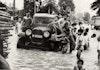 Prasasti Ini Mencatat Sejarah Banjir Jakarta