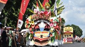 Kota Kembang Tuan Rumah Karnaval Kemerdekaan RI Tahun 2017