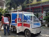 Gambar sampul Mobil Listrik Akrilik, Kereta Cinta Siswa SMK untuk Pedagang Keliling