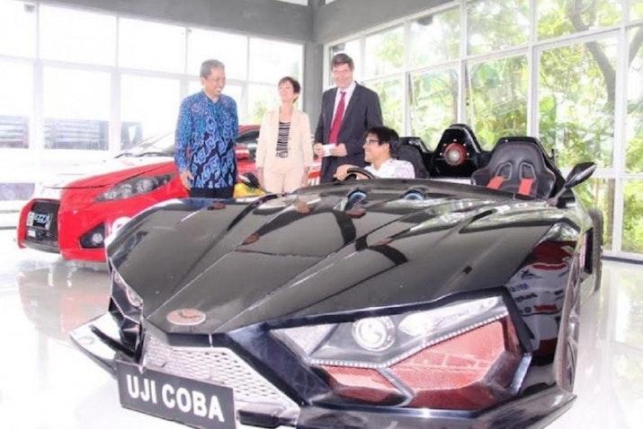 Indonesia Siap Produksi Kendaraan Listrik Sendiri, Begini Caranya