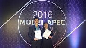 Buktikan Indonesia Unggul, Mahasiswa UI dan UGM Raih Penghargaan Di Beijing