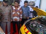 Gambar sampul Universitas Indonesia Berhasil Luncurkan 4 Kendaraan Listrik