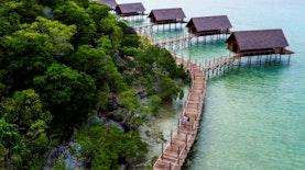 Pulau Bawah Akan Bangun Ekowisata TWP dan Siap Saingi Raja Ampat