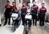 Kreasi Anak SMK, Kini Motor Bisa Dinyalakan Dengan Sidik Jari