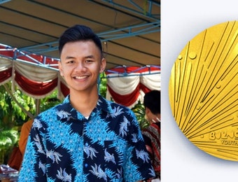 Atlet Bukan, Pelatih Bukan. Pemuda Indonesia Ini Berperan Penting Pada Youth Olympic Games