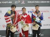 Gambar sampul Muhammad Bejita, Si Atlet Sumatera Selatan Yang Pecahkan Rekor  ASEAN Para Games 2017 di Cabor Renang.