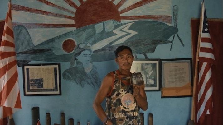 Muhlis Eso, Penyelamat Sejarah Indonesia dari Timur