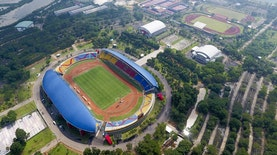 Jakabaring Sport City akan Memiliki Fasilitas Lengkap Olahraga Air