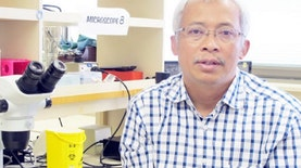 Pria Pekalongan, Inovator Alat Pengering Sperma Termurah di Dunia